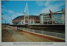 Stadionpostkarte The Millennium Stadium Cardiff Wales