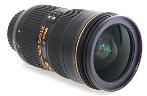 Nikon AF-S Nikkor 24-70mm F/2,8 G ED Objektiv (Vorführware)