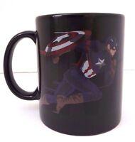 Marvel Captain America Civil War Iron Man Ceramic Coffee Cup Mug NEW