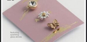 AVON Southern Belle Blouse Pins - Pack Of 3 New Gift