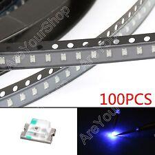 100Pcs 0805(2012) Blue Azul Light SMD SMT LED Lamp Diodes Emitting Super Bright