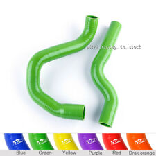Green For FORD F100 F150 F250 F350 / PICKUPS 68-79 Silicone Radiator Hoses