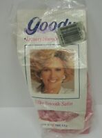 Vintage Goody Pink Satin Slumber Sleeping Hair Cap XL EUC
