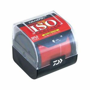 Daiwa Nylon Line ASTRON ISO PROPACK II 600m #2 8lb Red Fishing Line From Japan