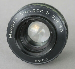 Meopta Meogon S 2,8/50 Enlarger Enlarging Magnifying Lens M39 *** MACRO DIGITAL