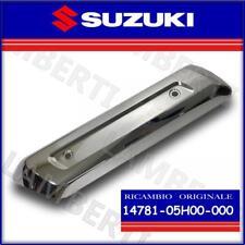 Protection pot silencieux d échappement SUZUKI AN SUZUKI BURGMAN 400 2013 2014