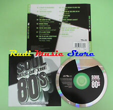 CD SOUL HITS OF THE 80'S compilation 2000 DYNASTY COFFEE MIDNIGHT STAR (C25)