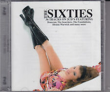 2 CD 36T THE SIXTIES THE SEARCHERS/TROGGS/MARY WELLS/DRIFTERS/WARWICK/DONOVAN