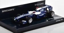 1:43 Minichamps Williams FW32 Barrichello 2010