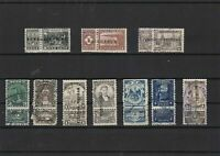 Mexico 1906-35 Stamps Ref 15438