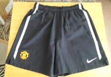 Pantalones cortos de fútbol del Manchester United para chicos tamaño 13 - 15 años Nike
