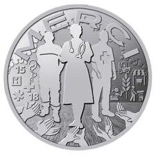 NOUVEAU !  Médaille MERCI POUR SOIGNANT PENDANT CRISE SANITAIRE PANDEMIE VIRUS !