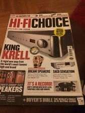 HI-FI Choice CD Amp Speakers Sub Music Cables Etc Issue No 247 November 2003