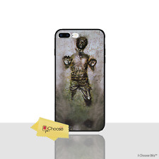 "Star Wars Case/Cover For Apple iPhone 7 Plus (5.5"") / Gel / Han Solo Carbonite"