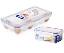 Lock & Lock Egg Dispenser 18 Eggs and New Butter Keeper Tray HPL955 / HPO956