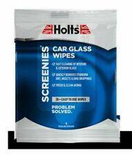 Holts Screenies Car Glass 20 Wipes Easy/Clean/Interior/Exterior/Dirt/Fresh/NEW