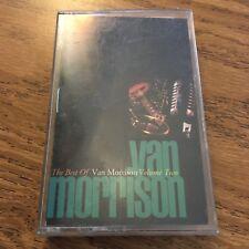 "Van Morrison ""The Best Of Vol. 2 ""Cassette Tape, Polydor 1993"""