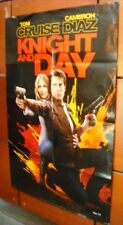 Knight and Day Orig 40x27 DS Movie Poster Type E 2010