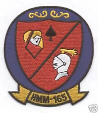 HMM-165 patch