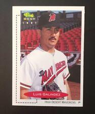 1991 Classic Best Luis Galindez PUR #179 High Desert Mavericks