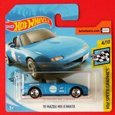 Hot Wheels 2019   ´91 MAZDA MX-5 MIATA  184/250 NEU&OVP