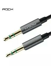 Genuin Rock aux replacement audio extension cable for phones cars headphone