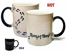 Harry Potter I Solemnly Swear mug Morphing Mug color changing transformation