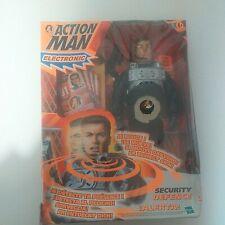 Action Man Electronic Security DEFENSE, Nuevo Sin abrir.