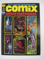 COMIX INTERNATIONAL #2 nm (Corben, Wood, Wrightson, and More)