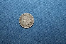 USA 1 One Cent 1861 Indian Head Cent Kupfer-Nickel TOP RAR!!!
