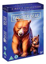 Brother Bear/Brother Bear 2 [DVD]