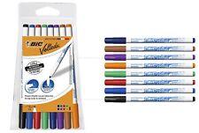 Bic Original Velleda 1721 Whiteboard Pens Assorted Colours Pack Of 8
