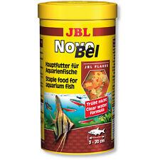 JBL NovoBel 250ml Fish Food Flakes Novo Bel