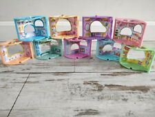 littlest pet shop lot of 9 different  nooks nook   authentic petshop