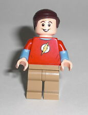 LEGO Ideas 21302 The Big Bang Theory - Sheldon Cooper - Figur Minifig TBBT