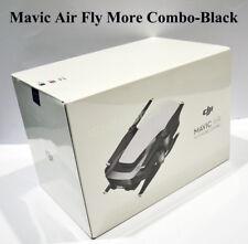 DJI Mavic Air Fly More Combo Onyx Black Portable Drone 3-Axis Gimbal & 4K Camera