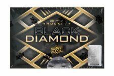 2017-18 UPPER DECK BLACK DIAMOND HOCKEY HOBBY BOX FACTORY SEALED NEW