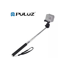 PULUZ PU55 Extendable Handheld Selfie Monopod for GoPro and Other Action Cameras