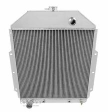 1947 48 49 50 51 52 Ford Truck with Ford Conversion 3 Row Core Aluminum Radiator