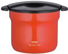 Thermos Vuoto Termico Isolamento Pentola Fornello 4.3L Pomodoro