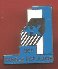 Pin's pin BICS BANQUE POPULAIRE  (ref CL09)