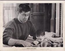 Jerry Lewis Rock-a-Bye Baby 1958 original movie photo 27353