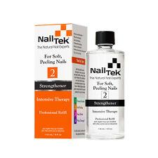 Nail Tek Strengthener 2 Intense Therapy ( 2 - 4oz. bottles )