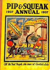 PIP & SQUEAK ANNUAL 1937, Uncle Dick [ editor ], Good Condition Book, ISBN