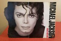 Michael Jackson 1988 World Tour Concert Program