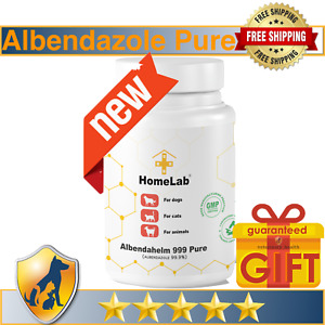 Albendahelm 999 Pure Dewormer For Dogs Anthelmintic Panacur Tapeworm