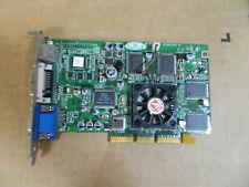 Mac G4 AGP Card ATI Radeon Graphics 109-74900-01 R6 32M 1027490101 DVI S-Video