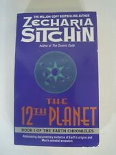 Zecharia Sitchin The 12th Planet first paperback book edition 1976 Avon