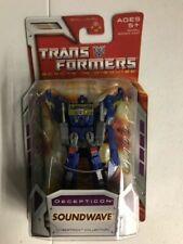 Transformers Classics SOUNDWAVE Cybertron Legends Class Robots in Disguise 2007