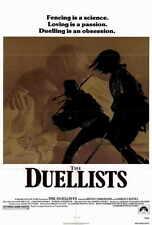 THE DUELLISTS Movie POSTER 27x40 Keith Carradine Harvey Keitel Albert Finney